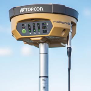HiPer V RTK GPS