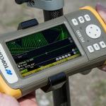 földmérő műszer